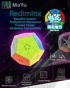 MoYu MeiLong Rediminx Dodecahedron speed competition magic cube kids puzzle toy