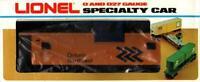 Lionel O Gauge O27 Ontario Northland ONT #6901 Extended Caboose Car #6-6901U