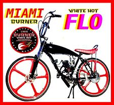 """COMPLETE DIY 2-STROKE 66CC/80CC MOTORIZED BICYCLE KIT WITH 29"""" GAS TANK BIKE!"""