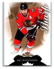 (HCW) 2014-15 Upper Deck Fleer Showcase #34 Patrick Sharp Blackhawks NHL Mint