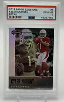 2019 Panini Illusions #1 KYLER MURRAY Rookie Retail Parallel PSA 10 GEM MINT