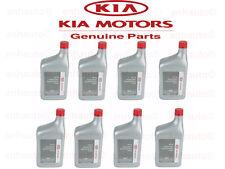 8 Quarts Pack GENUINE ATF SPIII Automatic Transmission oil Fluid Set for KIA