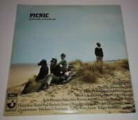 "Picnic, A Breath Of Fresh Air, Various Artists, 12"" Vinyl LP, Pre Owned"