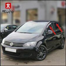 Deflettori Aria Antiturbo Oscurati VW Golf Plus Cross Golf 2004-2014 volksvagen