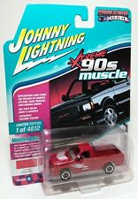 JOHNNY LIGHTNING 1/64 MUSCLE CARS 3-B  1981 GMC SYCLONE PICK UP TRUCK