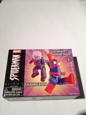 Spiderman Mini Mates 2004 , 2-Pack Chamelion And Ultimate Spiderman