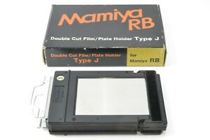 *Excellent+++* Mamiya RB67 Double Cut Film Plate Holder Type J from Japan 3