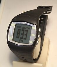 Polar FT40 Gents Navy Black Watch Only NO HR Band Ex Large Band