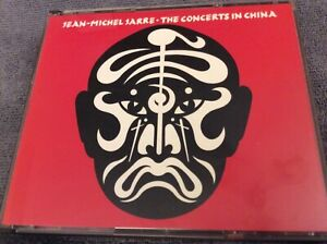 Jean Michel Jarre, The concerts in china CD double box set