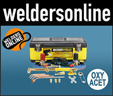 Bossweld Oxy/Acetylene Kit