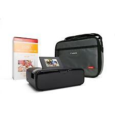 Canon Selphy CP1200 CP RP-108 Tasche  Fotodrucker schwarz