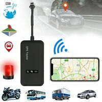 GPS Tracker Car Vehicle Tracking Device Locator Real time Caravan Auto Personal!