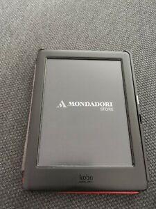 Kobo GLO HD. E-reader