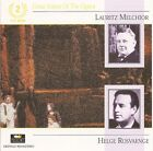 Great Voices of the Opera / Melchior • Rosvaenge [2 CD Set]