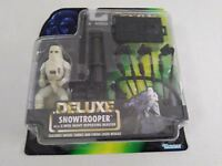 Kenner Star Wars Power Of The Force Snowtrooper Deluxe Green Card Action Figure