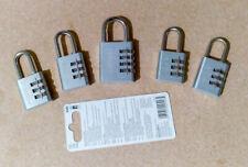 Master Combination Pad Locks