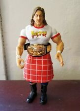 """Rowdy"" Roddy Piper 2003 Jakks WWE Wrestling Action Figure Intercontinental Belt"