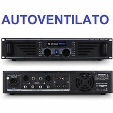 Skytec SKY-240B 240W Amplificatore PA - Nero (172.030)