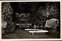 """Bad Friedrichshall Postkarte 1952 """"Glück auf"""" Schacht König Wilhelm II Festsaal"""