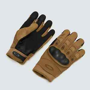 OAKLEY SI Factory Pilot 2.0 Coyote TAA Tactical Military Gloves XX Large