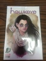 hawkeye 1 variant high grade copy and key book