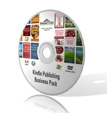 Amazon Kindle Publishing Complete Business Pack - Video, Guides, & More! DVD