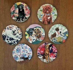NWT Anthropologie Jay McClellan Bone Appetitt Dessert Plate- 7 Varieties