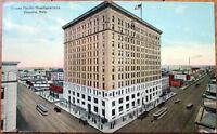 1914 Postcard: Union Pacific Headquarters - Omaha, Nebraska NE
