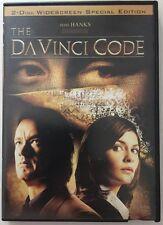 The DaVinci Code (DVD, 2005, 2-Disc Widescreen Special Edition)