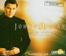 Johnny Logan We all need love (2004) [Maxi-CD]