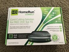 Silicondust HD HomeRun Connect HDHR4-2US Network TV Tuner for HD Broadcast TV