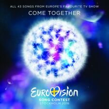 Eurovision Song Contest 2016 Double CD NEW Stockholm