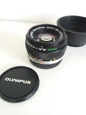 Olympus Zuiko 50mm F/1.8 MC Lens