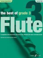 The Best Of Grado 3: (Flute) por Libro de Bolsillo 9780571530717 Nuevo