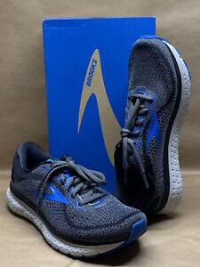 BROOKS Glycerin 18 110329 1D 064 Black/Blue Men's Running Shoes Medium