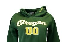 **CLEARANCE** University of Oregon Duck Womens Pullover Hoodie RUNS SMALL NO RET