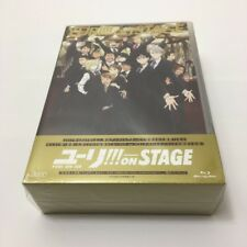 YURI ON ICE Yuri on STAGE  Blu-ray First Benefits With Selphie light JAPAN NEW