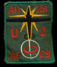 USAF AHRS U-2 AFCS Automatic Flight Control System Vietnam Patch P-6