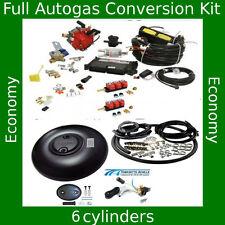 KIT di conversione Autogas completa per 6 CILINDRI Stag Qmax 184 KW/250 CV GPL V