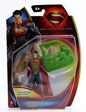 Superman Man of Steel-Auto Assault Superman Action Figure