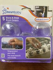 Dreambaby 5pack stove & Oven Knob Covers (Brand New In Original Packaging) L730