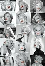 Jigsaw Puzzle Entertainment Marilyn Monroe Red Lips 1000 pieces NEW Made in USA