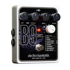 Electro Harmonix B9 máquina de efectos de guitarra pedal de órganos