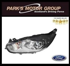 Genuine New Ford Fiesta MK VI Front N/S Left Headlight Headlamp - 1874075