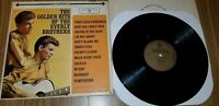 THE EVERLY BROTHERS / The Golden Hits Of The Everly Brothers / 33rpm  Vinyl LP