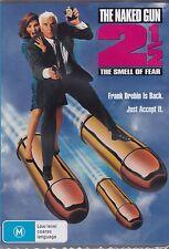 THE NAKED GUN 2-1/2 THE SMELL OF FEAR -  Leslie Nielsen, Priscilla Presle - DVD