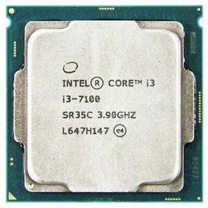 Intel Core i3-7100 SR35C 3.90GHz 3MB LGA1151 14 nm CPU Processor Skylake