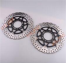 Front Brake Disc Rotor For KAWASAKI VERSYS 650/S 07-14 Z750S 07-12 Z1000/S 07-13