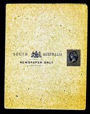 SOUTH AUSTRALIA 1/2d VIOLET NEWSPAPER WRAPPER  MINT