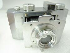 GALLUS DERBY LUX 127 camera SOM BERTHIOT FLOR 50/2.8 lens DERBYLUX         3718